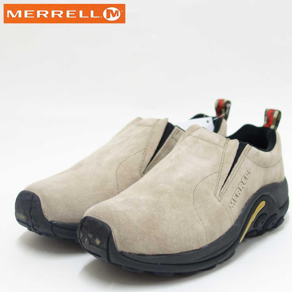 MERRELL メレル ジャングルモックJungle moc 60802 Taupe(レディース)エアークッションで快適ウォーク「靴」