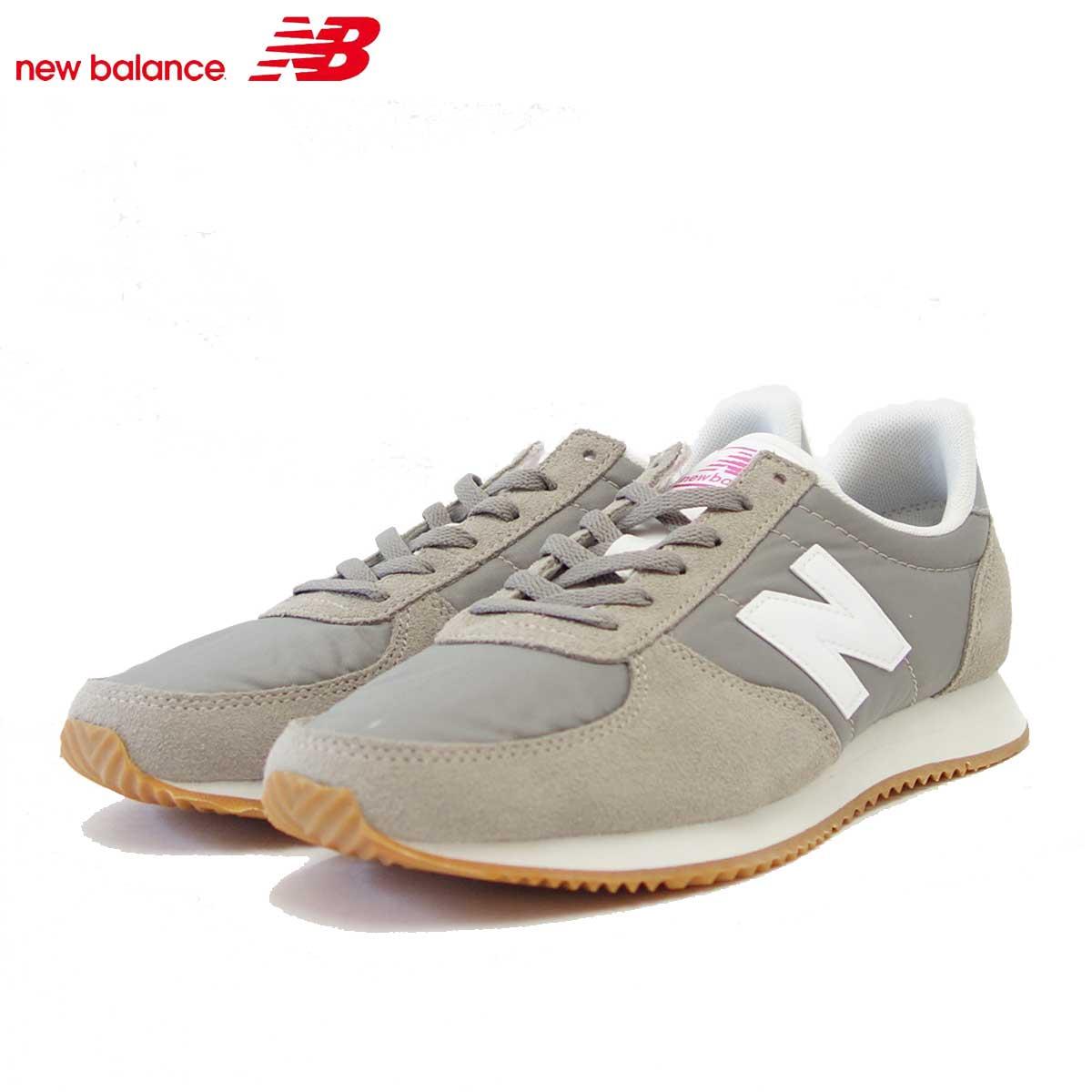 new balance ニューバランス WL220CLD グレー (レディース) クラシックなランニングシューズ 「靴」
