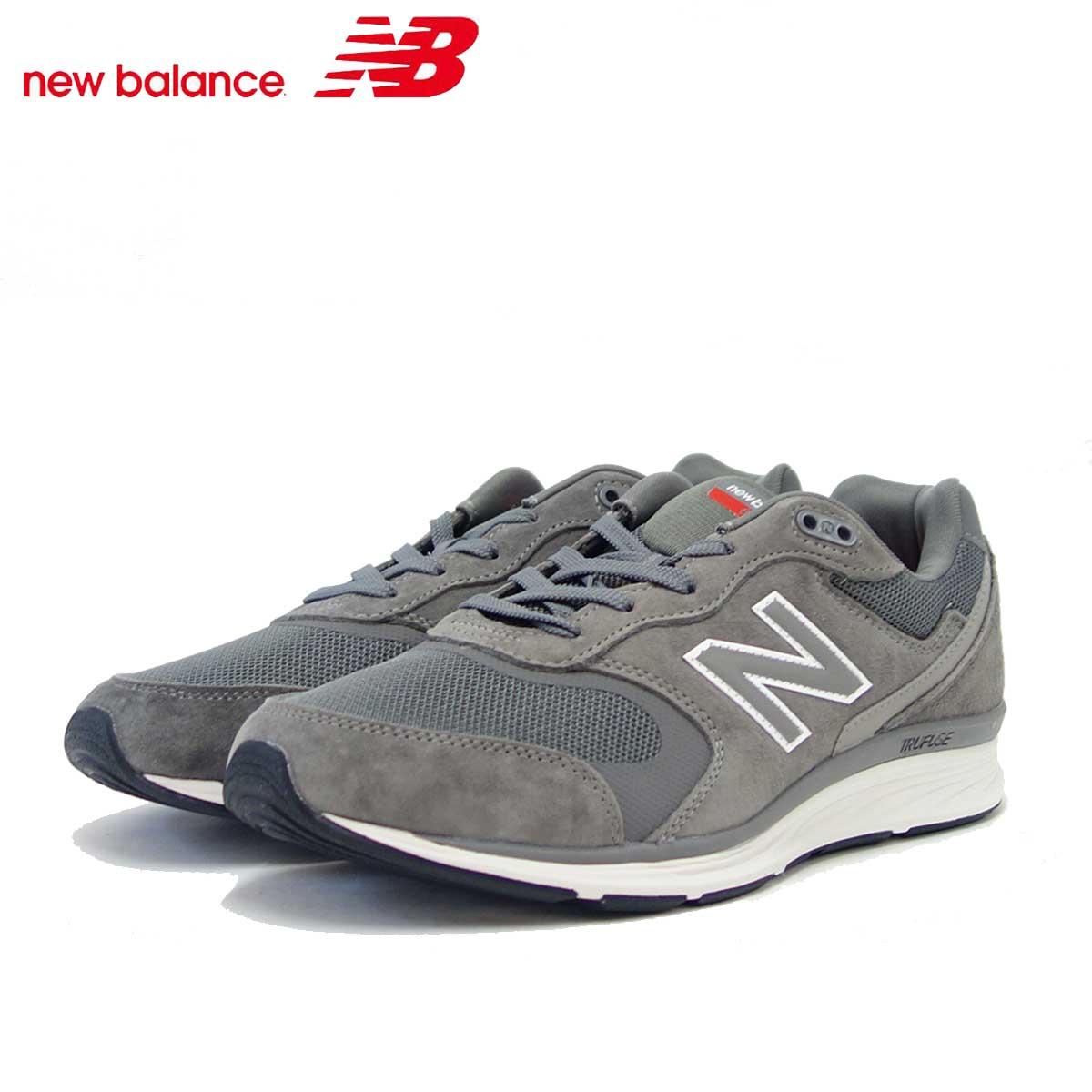 ニューバランス new balance MW880 GS4 グレー(メンズ)4E幅「靴」