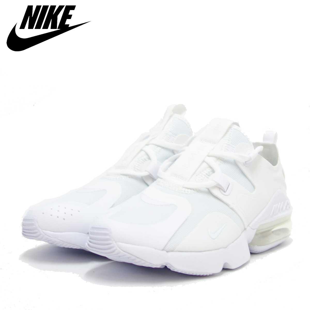 NIKE ナイキ ウィメンズ エアマックス インフィニティ BQ4284 100 ホワイト(レディース) W NIKE AIR MAX INFINITY 「靴」