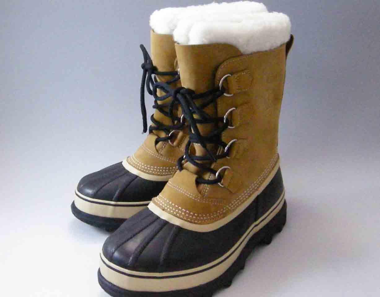 保温性・防水性抜群の快適ウィンターブーツSOREL ソレル NM1000(メンズ)CARIBOU カリブー:BUFF靴 シューズ「靴」