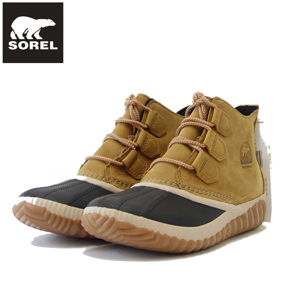 ソレル SOREL NL 3069(レディース) アウトアンドアバウトプラス:ELK (286)  「靴」