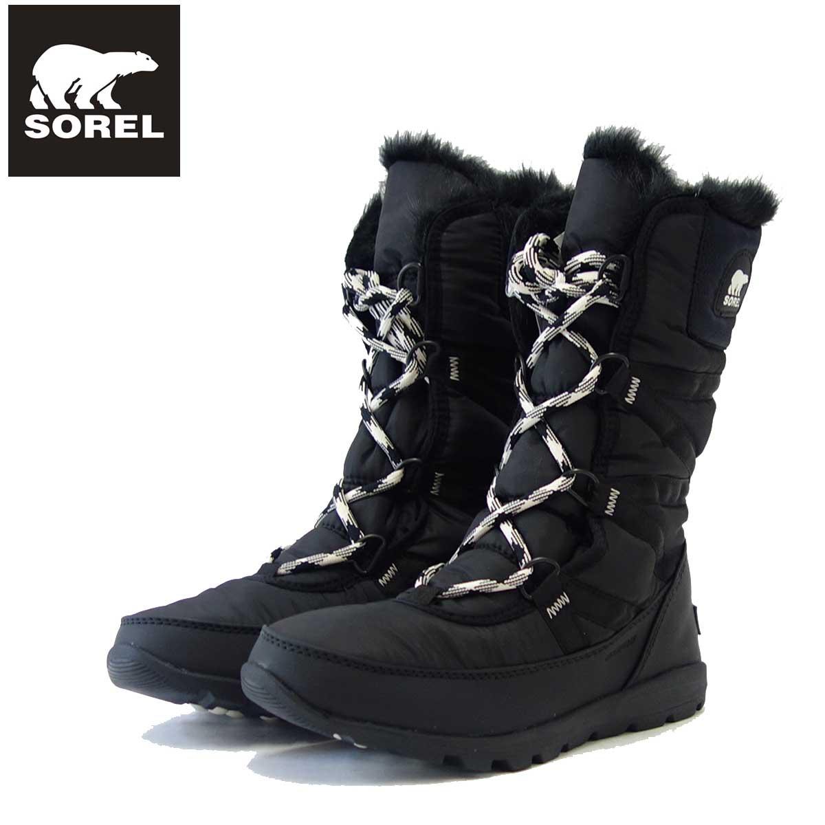 ソレル SOREL NL 3085(レディース) ウィットニートールレース 2:ブラック (010) 「靴」