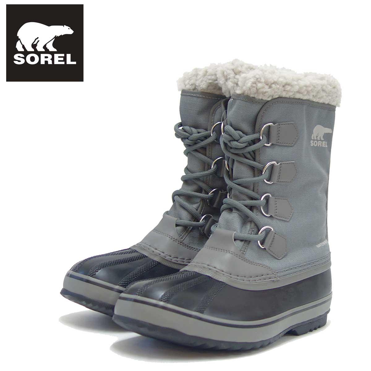 SOREL ソレル NM3487(メンズ) 1964パックナイロン カラー:QUARRY/DOVE(052) 「靴」