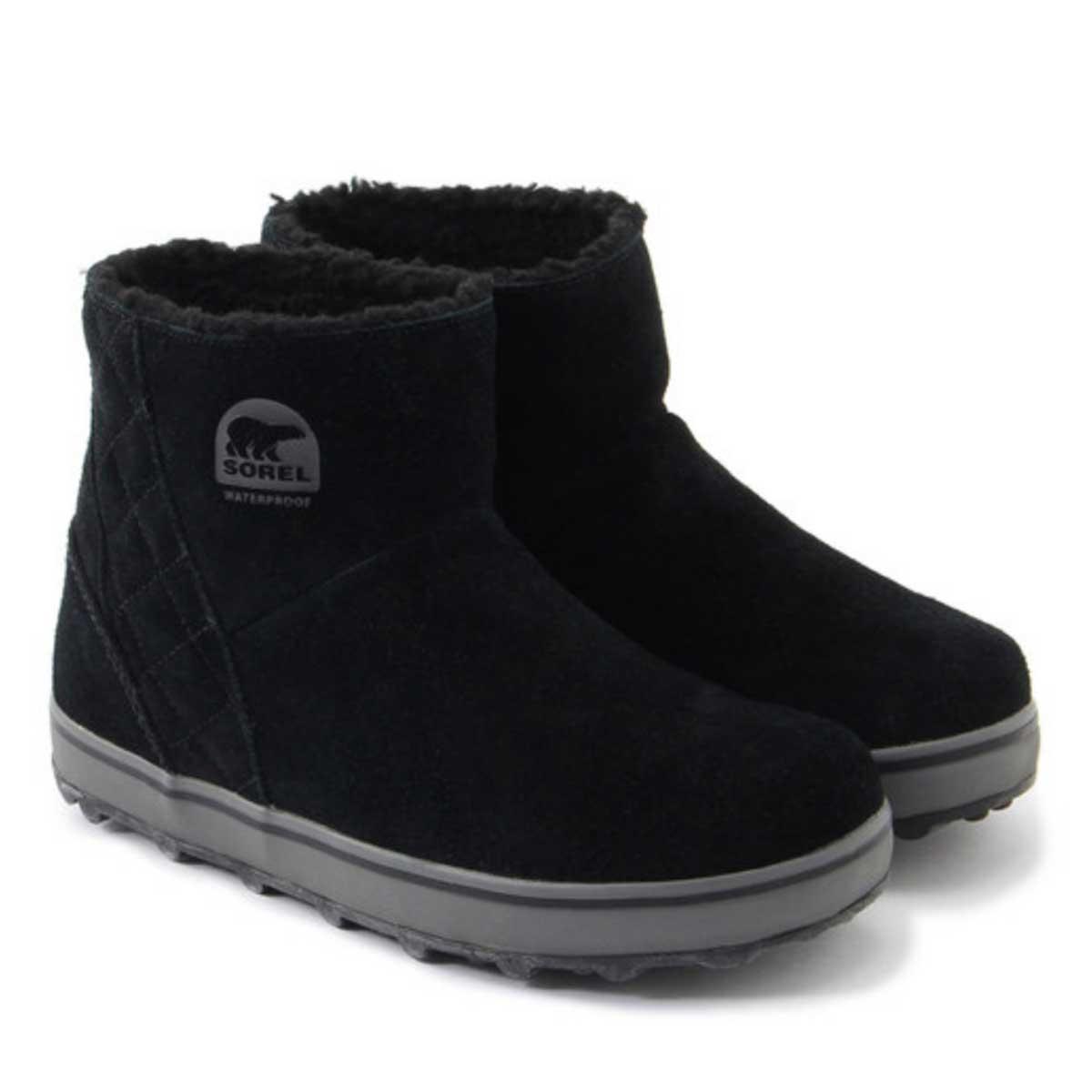 SOREL ソレル LL 5195 ブラック(010) グレイシーショート(レディース)「靴」