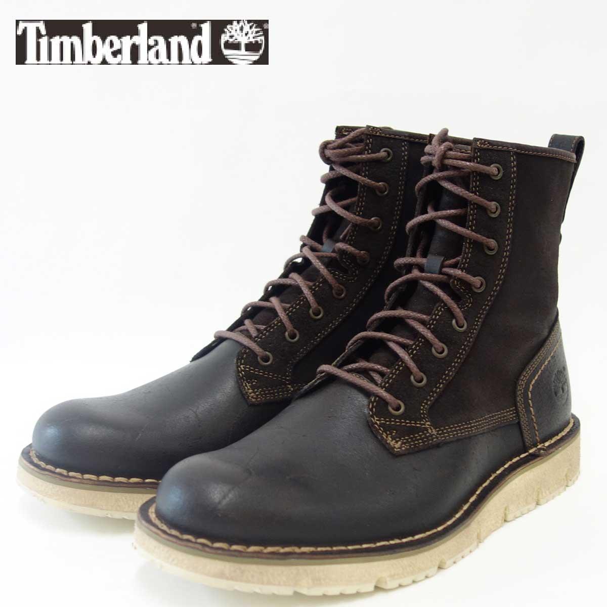 【Timberland】ティンバーランドa17xn ダークブラウン(メンズ)ウェストモア ブーツ