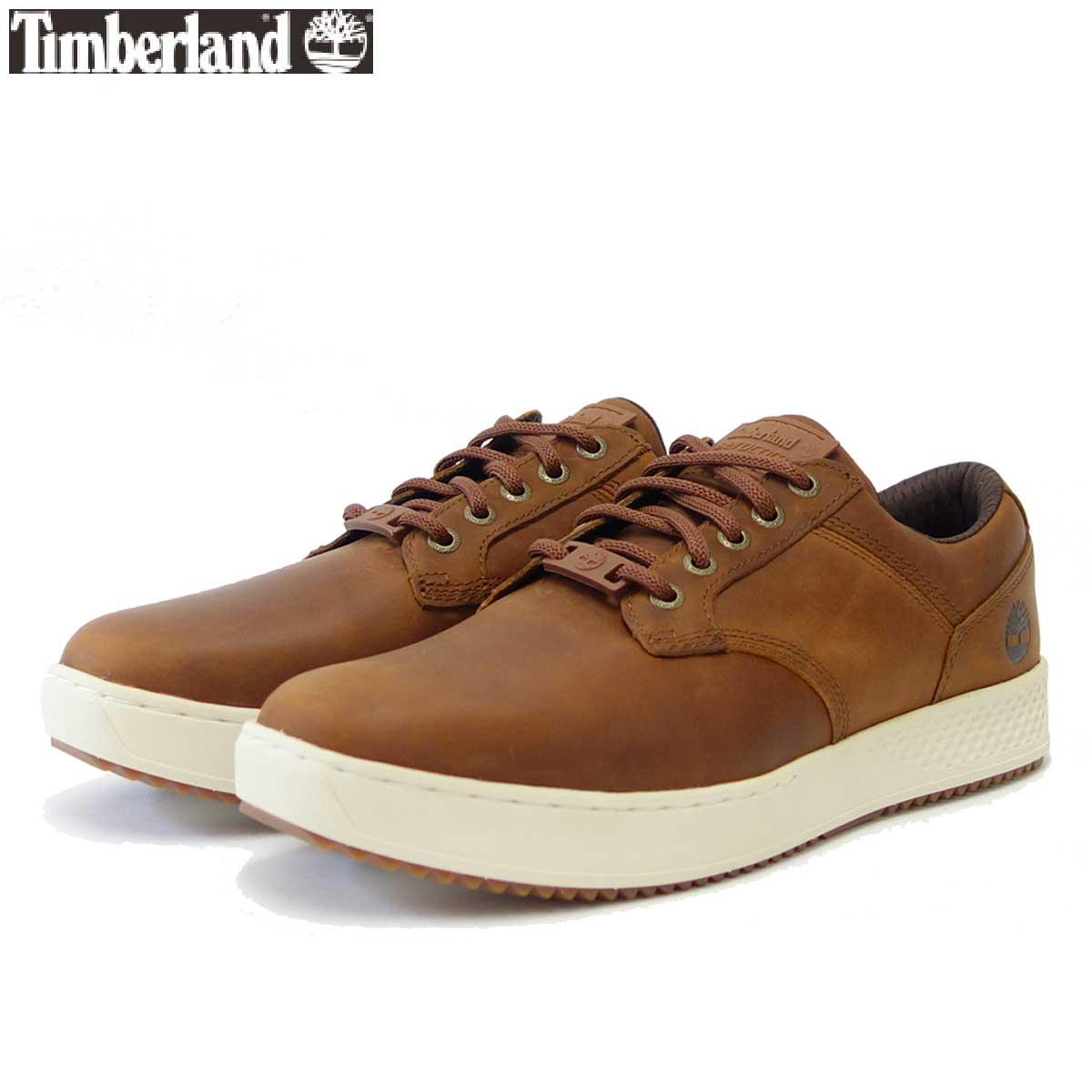 ティンバーランド Timberland ベーシック オックスフォード A1S6W ミディアムブラウン フルグレイン(メンズ)「靴」