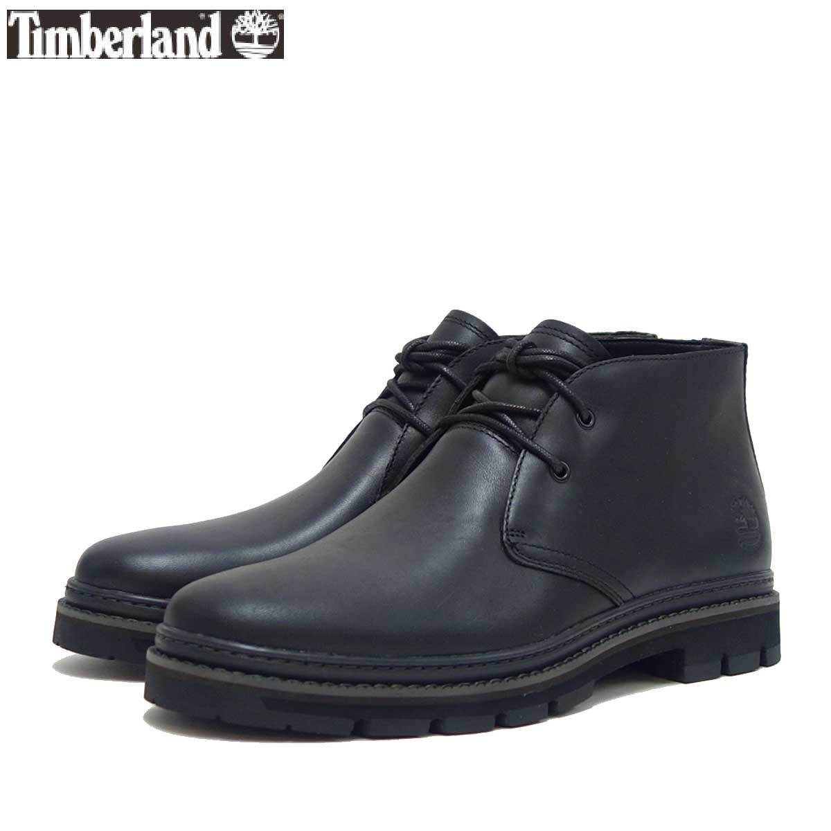 Timberland ティンバーランド a291b PORT UNION (ブラック) ウォータープルーフ チャッカ「靴」
