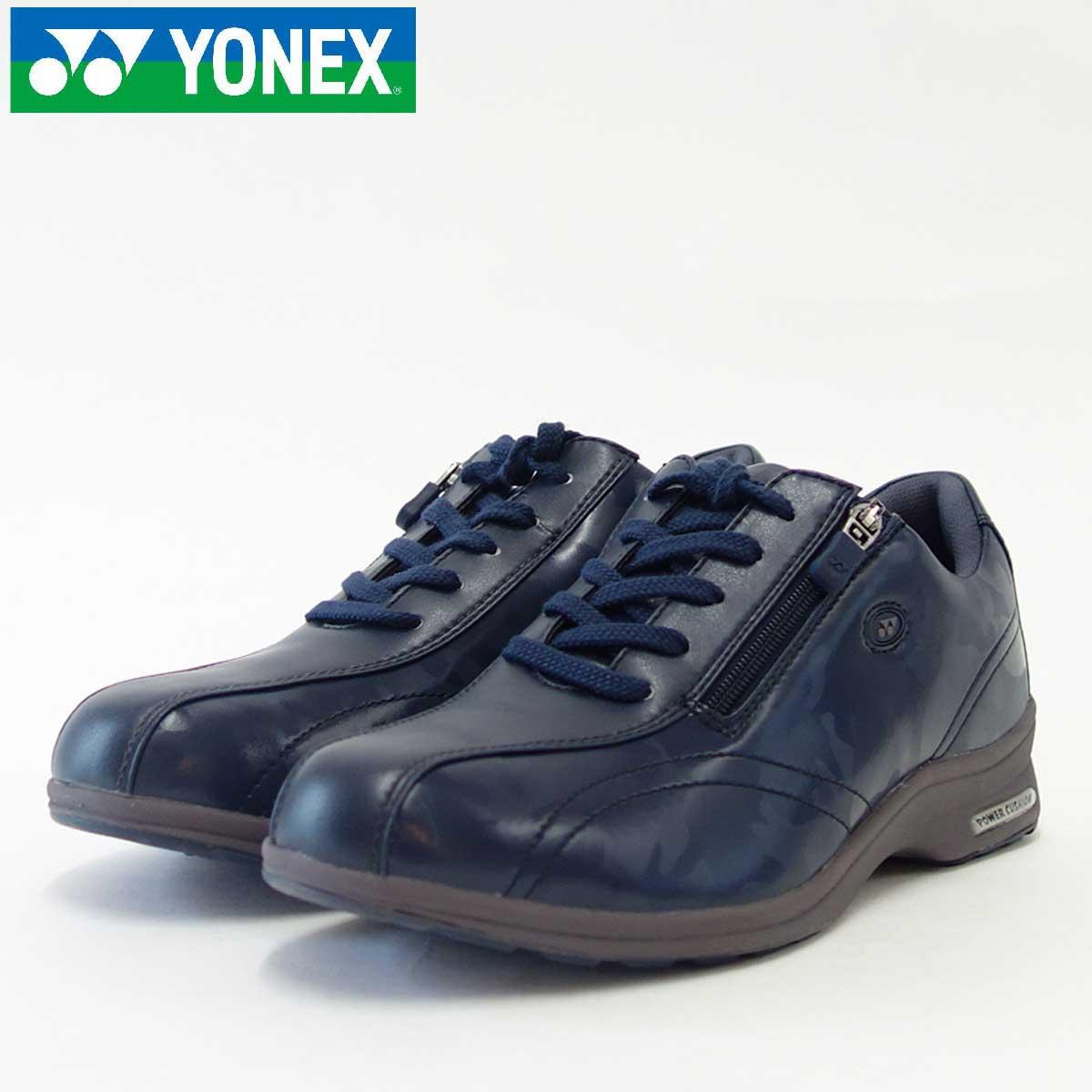 YONEX ヨネックス LC30 インディゴネイビー (レディース)軽い疲れにくいウォーキングシューズ「靴」