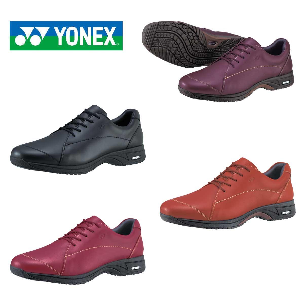 【YONEX】ヨネックス LC83 (レディース)軽い疲れにくいウォーキングシューズあしなり3Dのロングウォーク『靴』