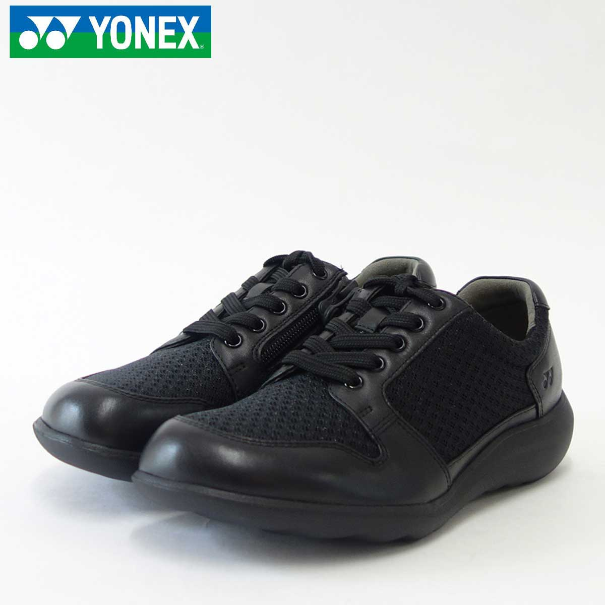 YONEX ヨネックス LC88 ブラック (レディース)軽い疲れにくいウォーキングシューズ「靴」