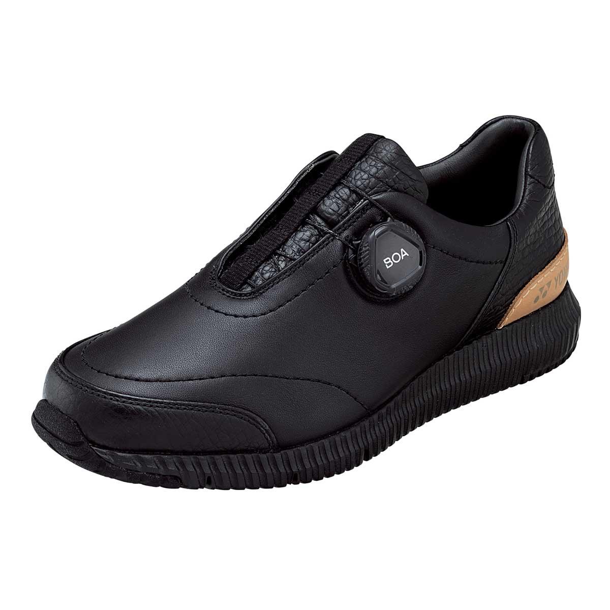 YONEX ヨネックス LC96 ブラック (レディース)軽い疲れにくいウォーキングシューズ「靴」