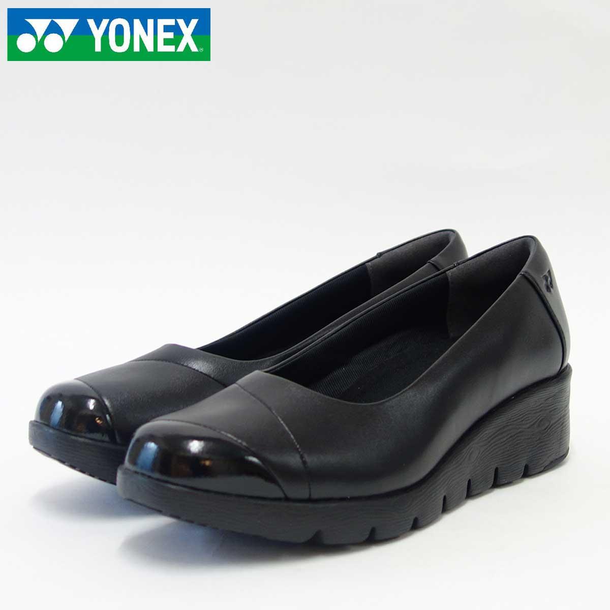 YONEX ヨネックス LC97 ブラック (レディース)軽い疲れにくいウォーキングシューズ「靴」