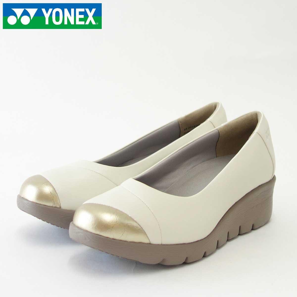 YONEX ヨネックス LC97 オフホワイト (レディース)軽い疲れにくいウォーキングシューズ「靴」
