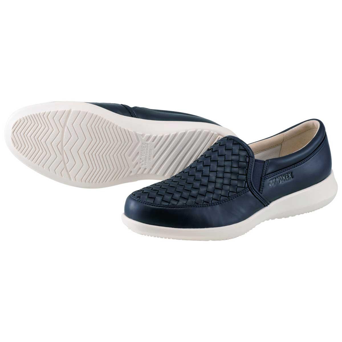 YONEX ヨネックス MC80 ネイビーブルー (メンズ)軽い疲れにくいウォーキングシューズ「靴」