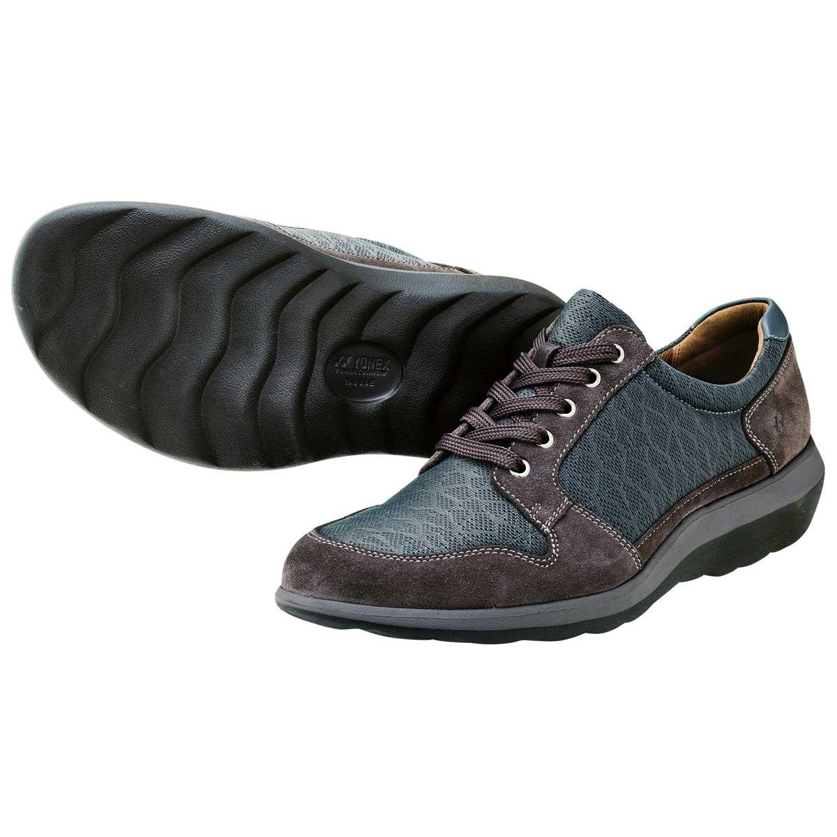 YONEX ヨネックス MC88 グレー (メンズ)軽い疲れにくいウォーキングシューズ「靴」