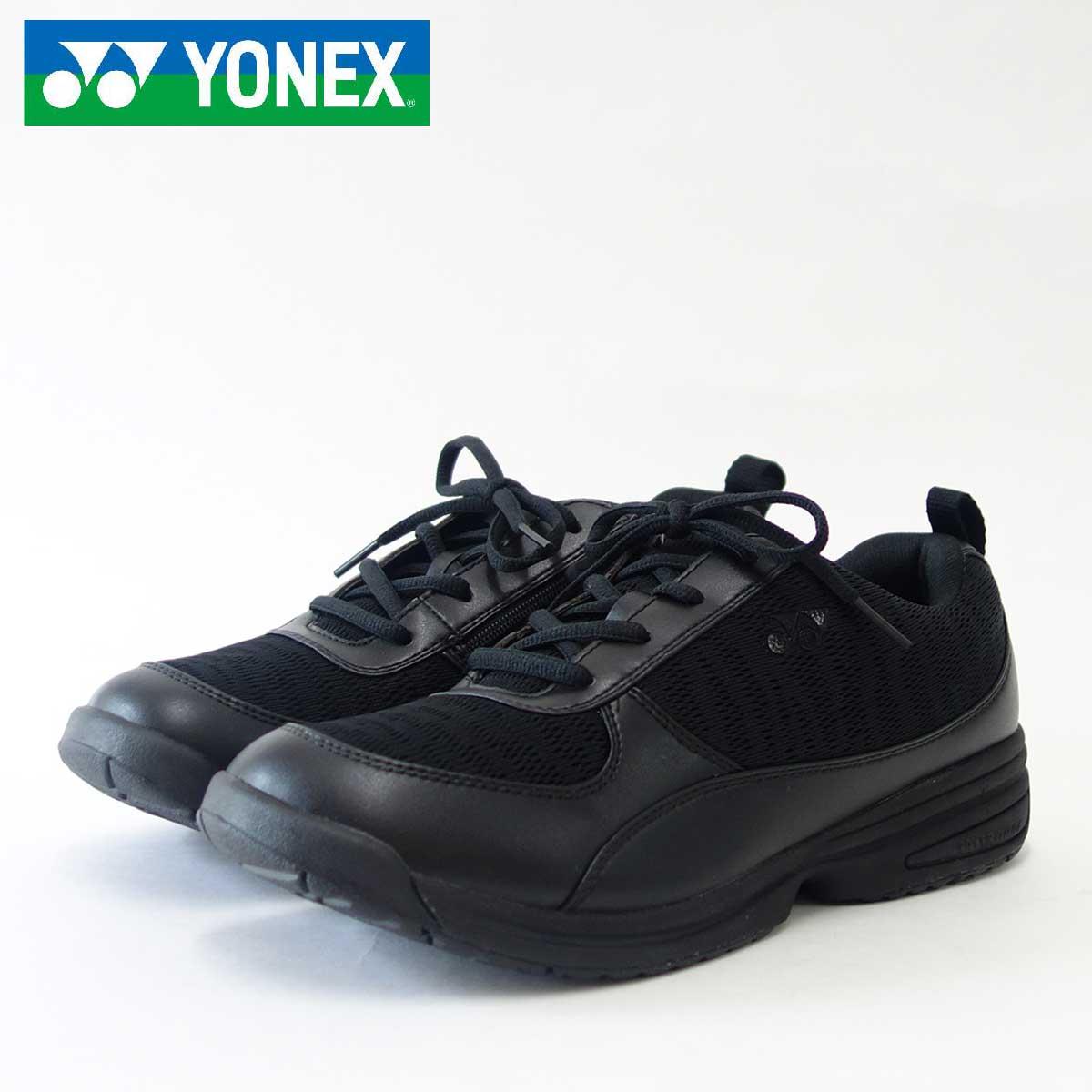 YONEX ヨネックス MC89 ブラック (メンズ)軽い疲れにくいウォーキングシューズ「靴」