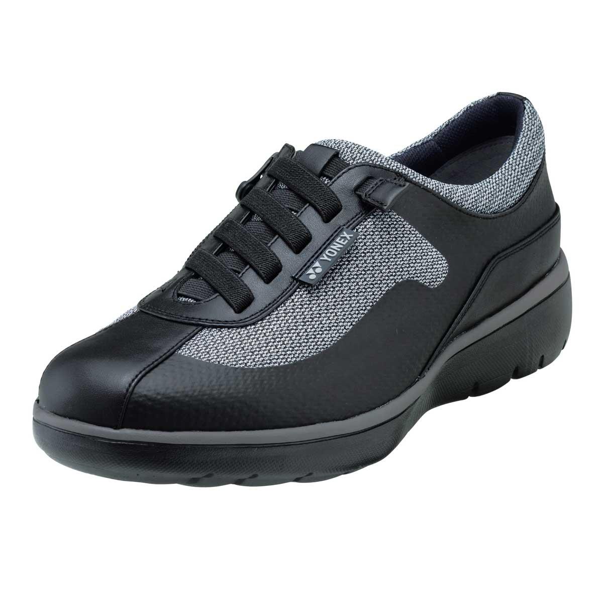 YONEX ヨネックス MC94 ブラック (メンズ)軽い疲れにくいウォーキングシューズ「靴」