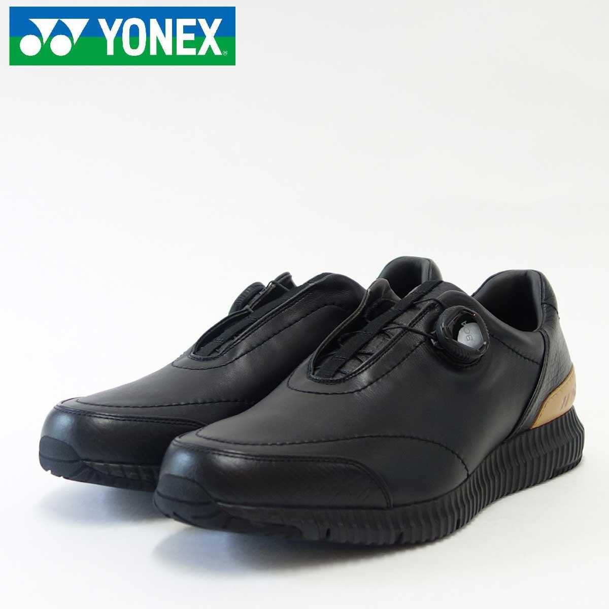 YONEX ヨネックス MC96 ブラック (メンズ)軽い疲れにくいウォーキングシューズ「靴」