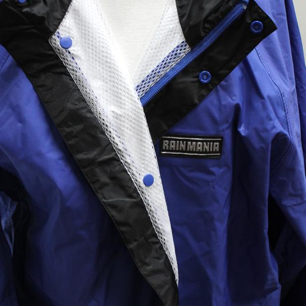 東レエントラントレインウェア#3830KN-2エントラントGII防水透湿耐久撥水雨合羽上下カッパ