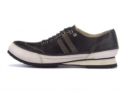 WhoopEE (Hooper) mens casual shoes 403162 black