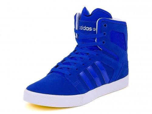 阿迪达斯运动鞋高cut人adidas BBNEO HITOP(BB新高顶)F39053卫星/卫星/跑步白