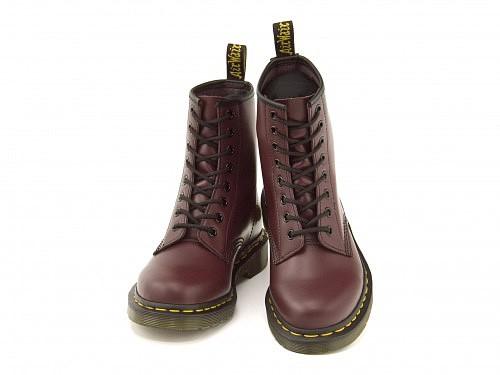 ドクターマーチン メンズ ワークブーツ 8 ホール ブーツ クッション性 カジュアル デイリー ストリート 1460Z 8 EYE BOOT Dr.Martens 10072600 チェリーレッド
