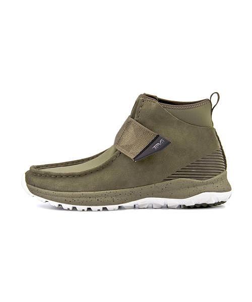 テバ ハイカット スニーカー ブーツ メンズ メンズペラルタチャッカ クックッション性 撥水 雨 雪 靴ション性 カジュアル デイリー スポーツ ウォーキング M PERALTA CHUKKA Teva 1097772 バーントオリーブ