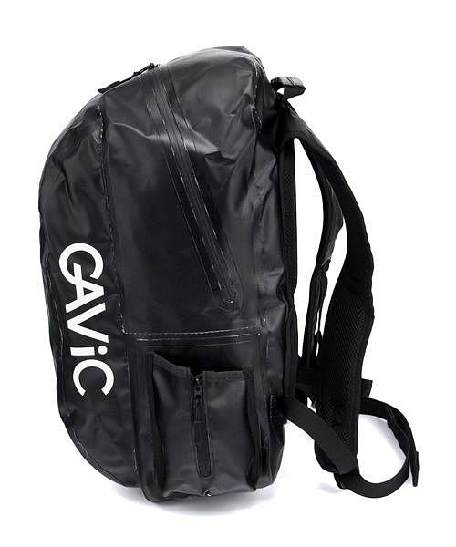 ガビック バックパック メンズ マトゥーハイシュウ 防水 雨 雪 靴 カジュアル デイリー トラベル ウォーキング マトゥー 背 収 GAViC GG0230 ブラック