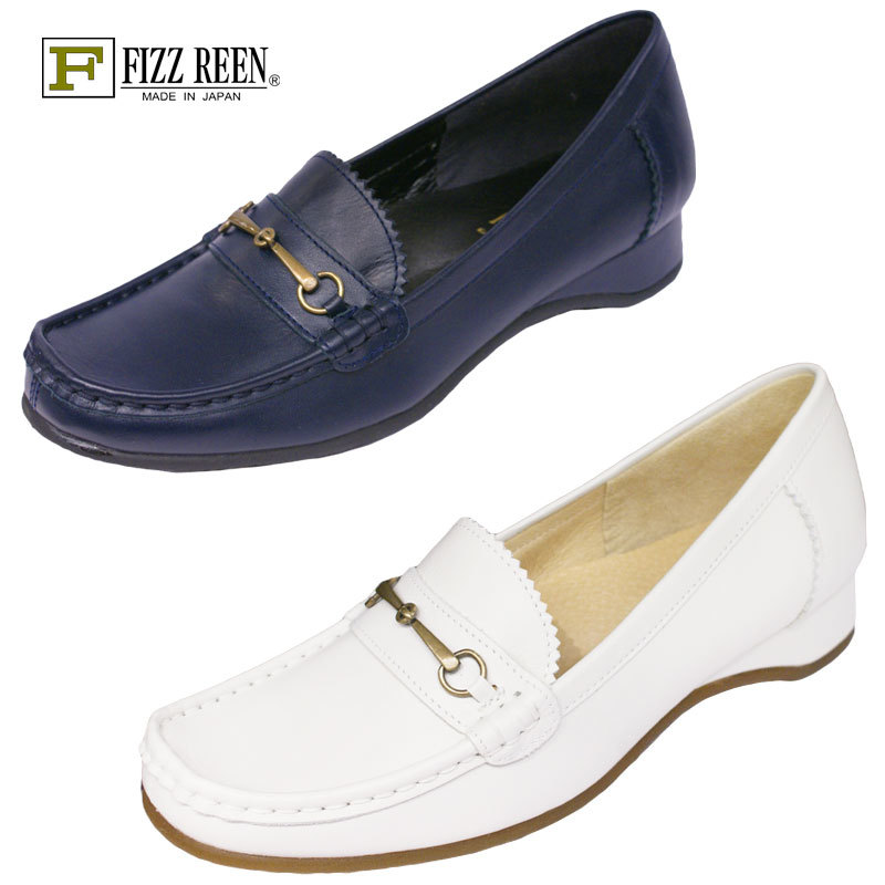 【送料無料!】《FIZZ REEN フィズリーン》 1820歩きやすい♪ビットモカシンです