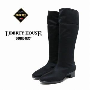 【リバティーハウス】LIBERTY HOUSEレディース透湿防水ブーツ LH-201 ゴアテックス GORE-TEX 滑りにくい 送料無料