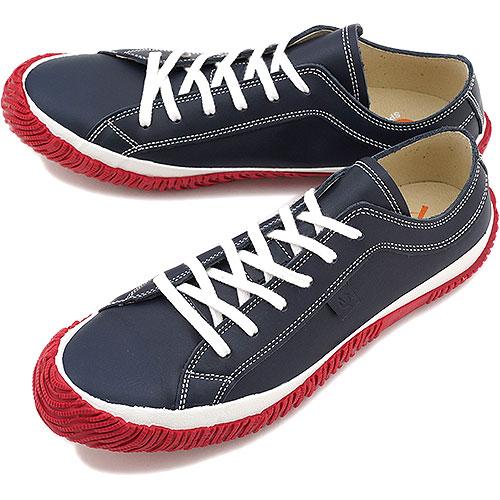 【即納】【返品送料無料】スピングルムーブ SPINGLE MOVE SPM-101 スピングル ムーヴ SPM101 NAVY/RED 靴 【コンビニ受取対応商品】