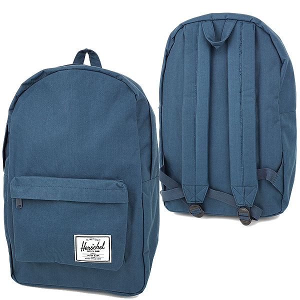 4f929d6f4c33 Herschel Supply Herschel supply bag Classic classic Backpack Rucksack  daypack NAVY ( 10001-00007-OS FW12 )