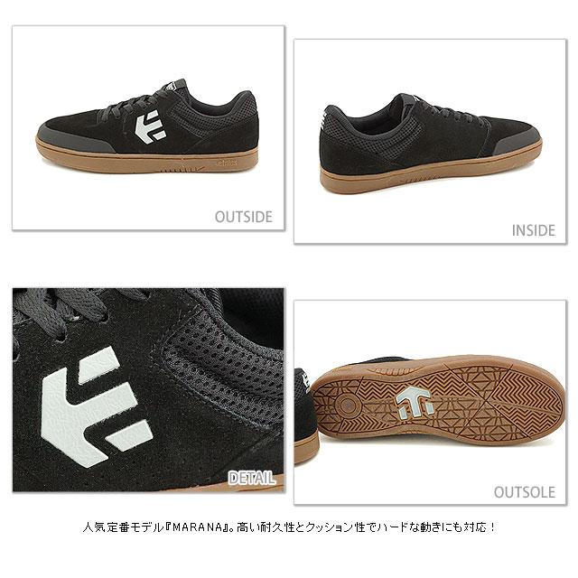 Etnies Zapatillas De Skate Negro oFzA16bod