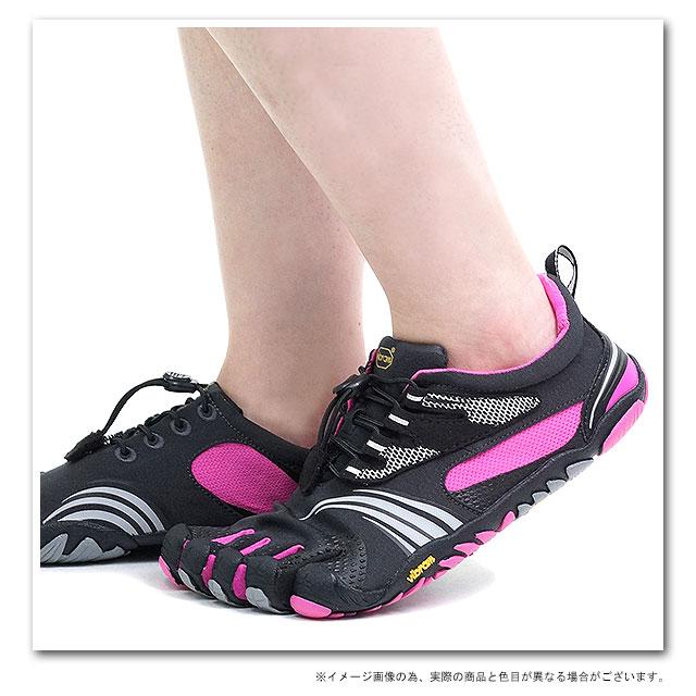Vibram FiveFingers Vibram five fingers Womens KMD SPORT LS Grey Black Pink Vibram  five fingers five finger shoes barefoot (14W3603) badea7ef5