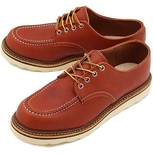 【返品サイズ交換可】レッドウィング ワーク オックスフォードシューズ ブーツ REDWING 8103 WORK OXFORD SHOES ORO-RUSSET PORTAGE 【コンビニ受取対応商品】