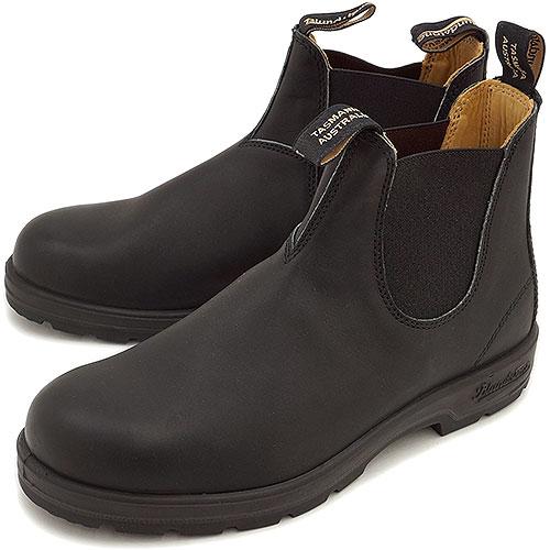 Blundstone ブランドストーン サイドゴアブーツ BS558 スムースレザー ボルタンブラック 靴 (BS558089 FW14)【コンビニ受取対応商品】