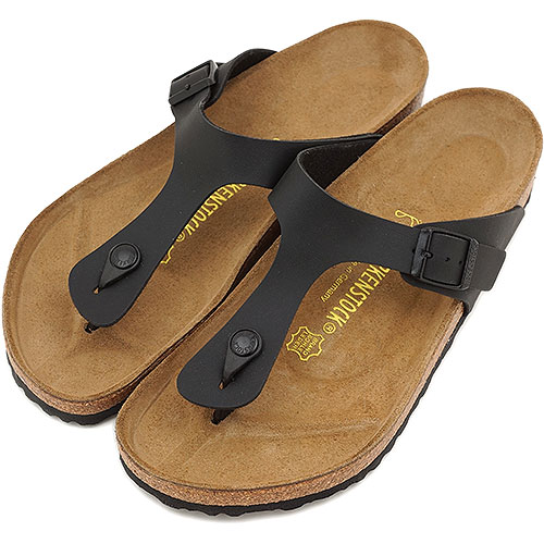 BIRKENSTOCK ビルケンシュトック レディース メンズ GIZEH サンダル 靴 GIZEH ブラック (043691)ビルケン・シュトック【e】【ts】