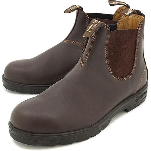 Blundstone ブランドストーン サイドゴアブーツ BS550 スムースレザー ウォールナット靴 (BS550292)【コンビニ受取対応商品】