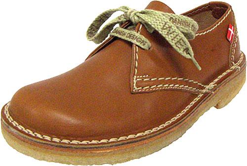 duck feet/DUNSKE ダックフィート/ダンスク DN330 シューズ BROWN shoetime【コンビニ受取対応商品】