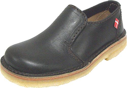 duck feet/DUNSKE ダックフィート/ダンスク DN1600 シューズ BLACK shoetime【コンビニ受取対応商品】