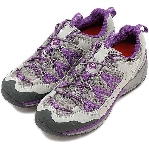 fece4677 MERRELL Merrell Womens sneakers AVIAN LIGHT SPORT GTX avian light sport  Gore-Tex Womens ICE/PANSY (89458)