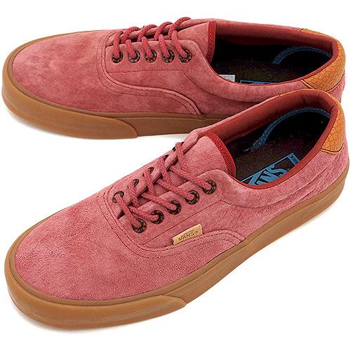 5879defbc1 VANS vans sneakers CALIFORNIA ERA 59 CA California gills (P S) RED OCHRE  (VN-0LYJDN7 FW14) shoetime