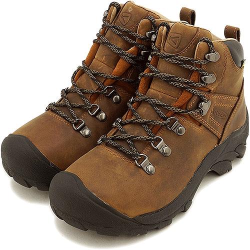【サイズ交換無料】キーン ピレネ KEEN Pyrenees WMNS Syrup トレッキングブーツ 靴 (1004156)【コンビニ受取対応商品】