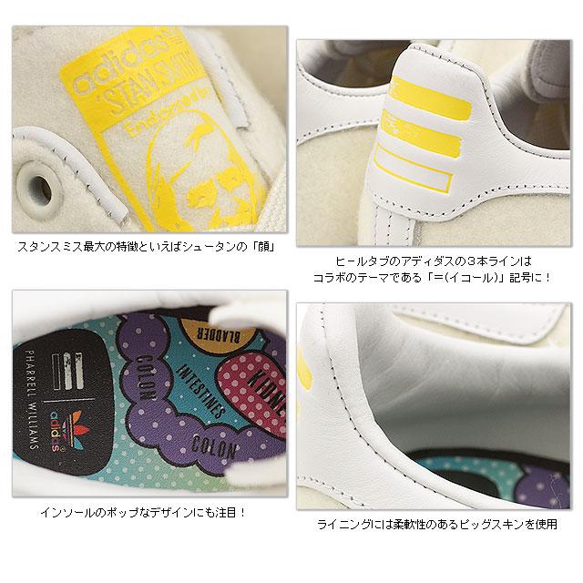 5efb99c8d SHOETIME  adidas times Pharrell Williams adidas sneakers STAN SMITH ...