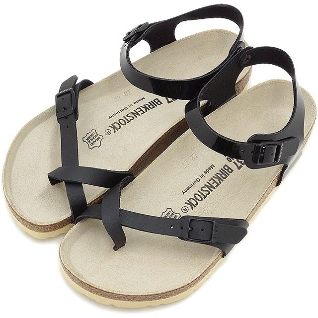 55a905b707c BIRKENSTOCK Birkenstock Womens mens TAORMINA Sandals Taormina BF  Black Patent Black (310411 SS15)