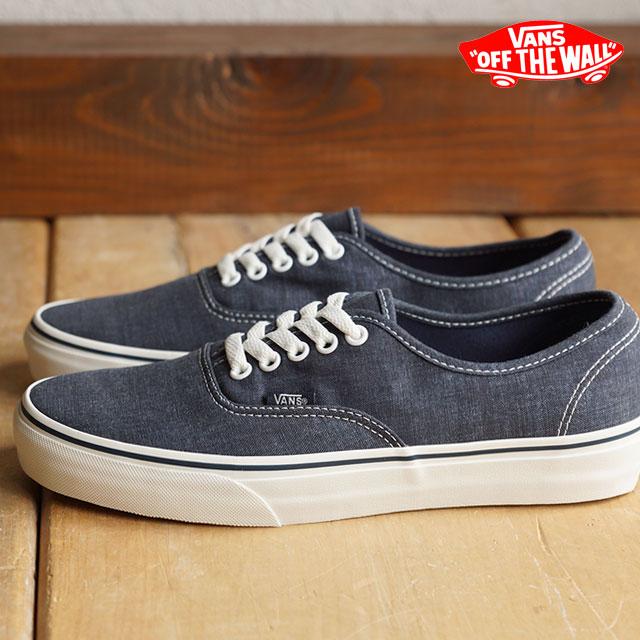 c683d9d35d VANS vans sneakers men gap Dis CLASSICS AUTHENTIC classical music authentic  (WASHED) DARK BLUE (VN-018BH0Y FW15) shoetime