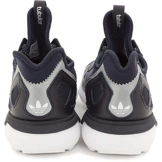 adidas Originals Adidas originals sneakers TUBULAR RUNNER チュブラランナーコアブラック core black running white (B25525 FW15) shoetime