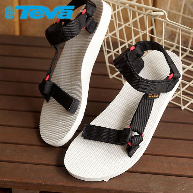 b249b415f7ee Teva Teva Womens Sandals WMN Original Universal Sport original universal  sport BLACK (1008645-BLK FW15)