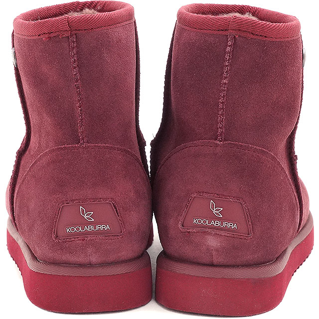 dc82ec8f445 KOOLABURRA curable Shearling boots Womens WATERPROOF CLASSIC ANKLE  waterproof classic Uncle TAWNY PORT (39989-34 FW14)